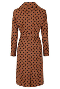 Nany Trench Coat Brown