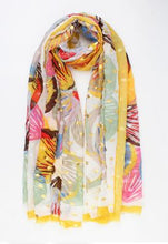 Load image into Gallery viewer, Peoria Scarf Oker-Multi