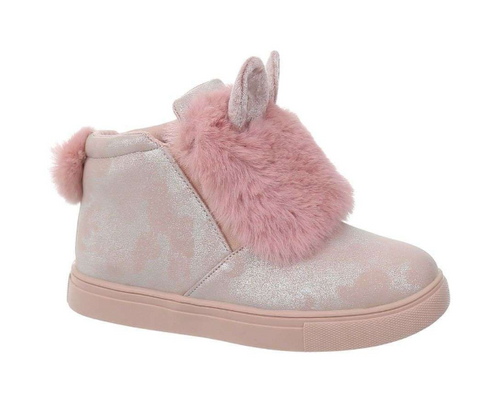 Bunny Boots Pink