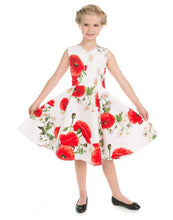 Load image into Gallery viewer, Poppy Kids Dress