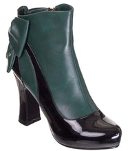 Load image into Gallery viewer, Sadie Ankle Boot Green