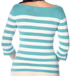Sailor Top Blue
