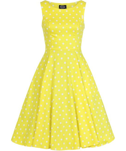 Say Yellow Dress