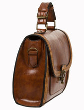 Load image into Gallery viewer, Stephanie Handbag Camel
