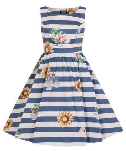 Sunflower Kids Dress