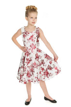 Load image into Gallery viewer, Aphrodite Kids Dress White