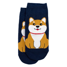 Load image into Gallery viewer, Bert Socks Corgi