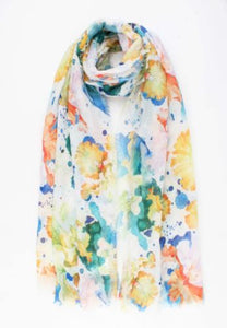 Coram Scarf Yellow