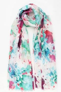 Coram Scarf Pink