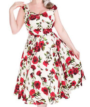 Load image into Gallery viewer, Ditsy Rose Dress
