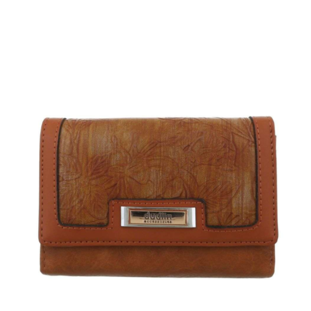 Dudlin Wallet Brown
