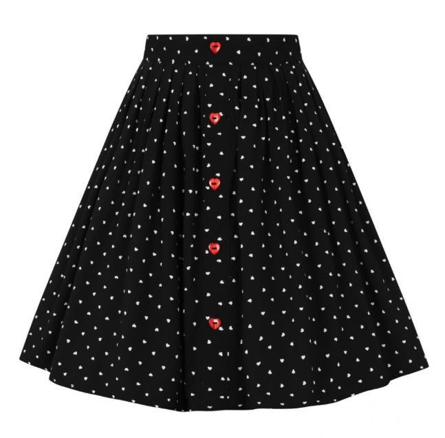 Ellie Skirt Black