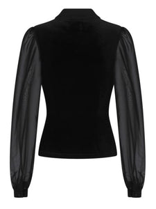 Gabby Top Black
