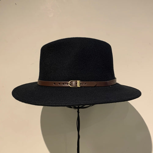 Jane Hat Black