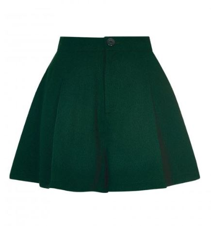 Jane Shorts Green