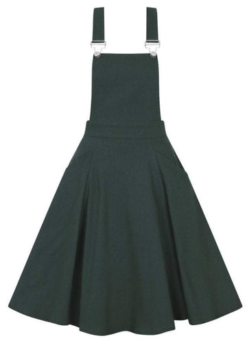 Kayden Dress Green