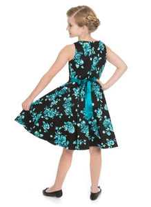Luana Kids Dress Black
