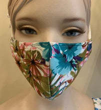 Load image into Gallery viewer, Madchique Face Mask Lilly