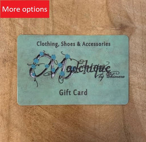 Madchique Gift Card