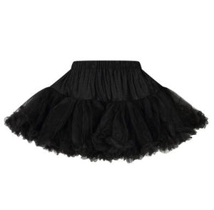 Mini Petticoat Black
