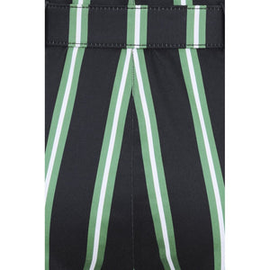 Mint Stripe Trousers