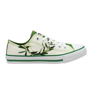 Olive Crown Sneakers