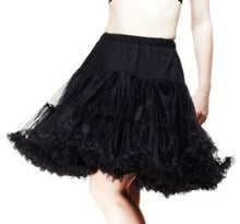 Load image into Gallery viewer, Petticoat Black