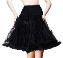 Load image into Gallery viewer, Petticoat Black Long