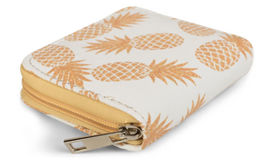 Pineapple Wallet Small