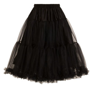 Polly Petticoat Black Long