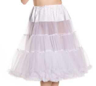 Petticoat White Long