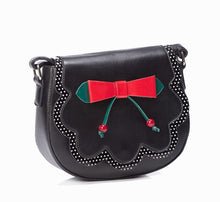Load image into Gallery viewer, Rocco Cherry Shoulder Bag