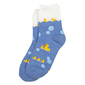 Bert Socks Rubber Ducky