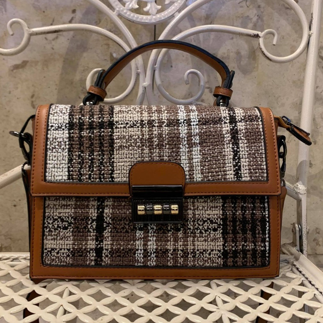 Sarah Bag Large Brown