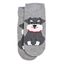 Load image into Gallery viewer, Bert Socks Schnauzer