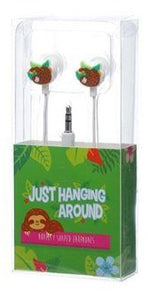 Sloth Earphones