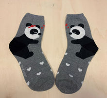 Load image into Gallery viewer, Bert Socks Panda