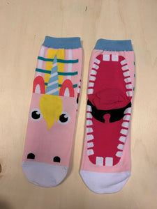 Bert Socks Unicorn