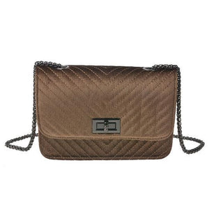 Stitch Bag Brown