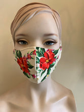 Load image into Gallery viewer, Madchique Face Mask Summers Bloom