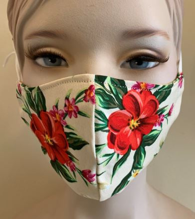 Madchique Face Mask Summers Bloom