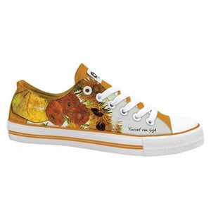 Sunflower Sneakers
