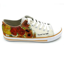 Load image into Gallery viewer, Sunflower Sneakers