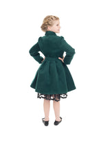 Load image into Gallery viewer, Jasmine Kids Coat Green