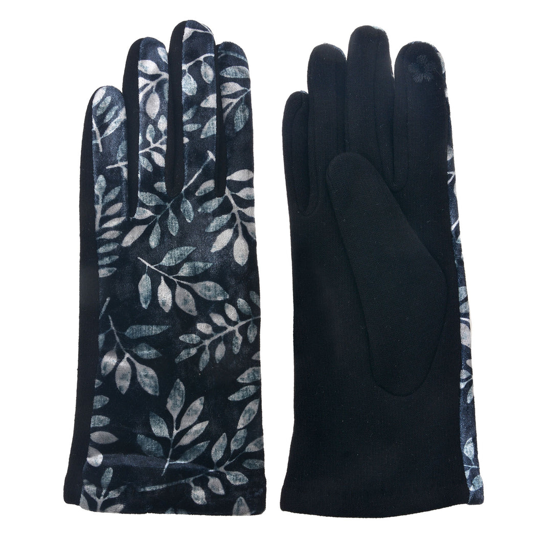 Velvet Leaf Gloves