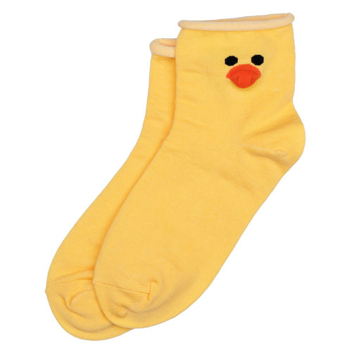 Bert Socks Yellow Ducky