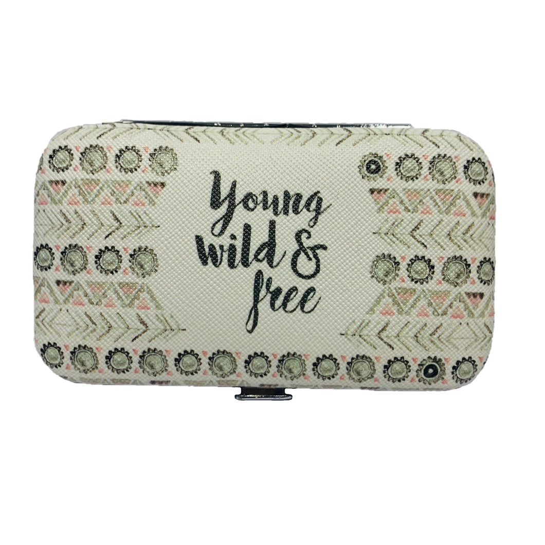 Young Wild And Free Manicure Set