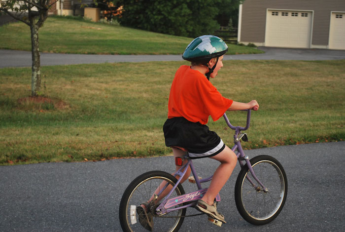 Bicycle safety tips for kids this summer….