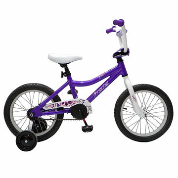 Piranha Teeny Lady 16 Kids Bicycle
