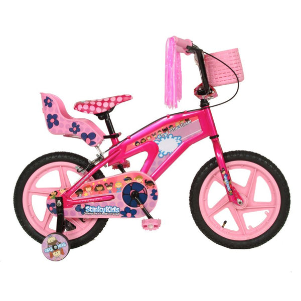 Stinkykids Miss-Behavin 16 Kids Bicycle